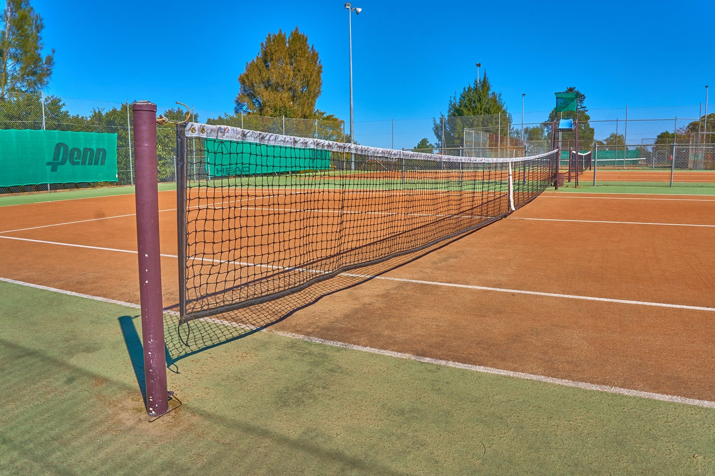 Raworth Tennis Centre - Tourism Gold Coast