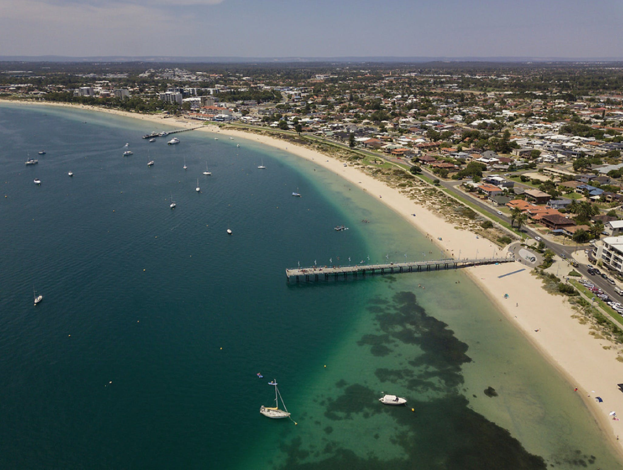 Rockingham Jetty - Tourism Gold Coast