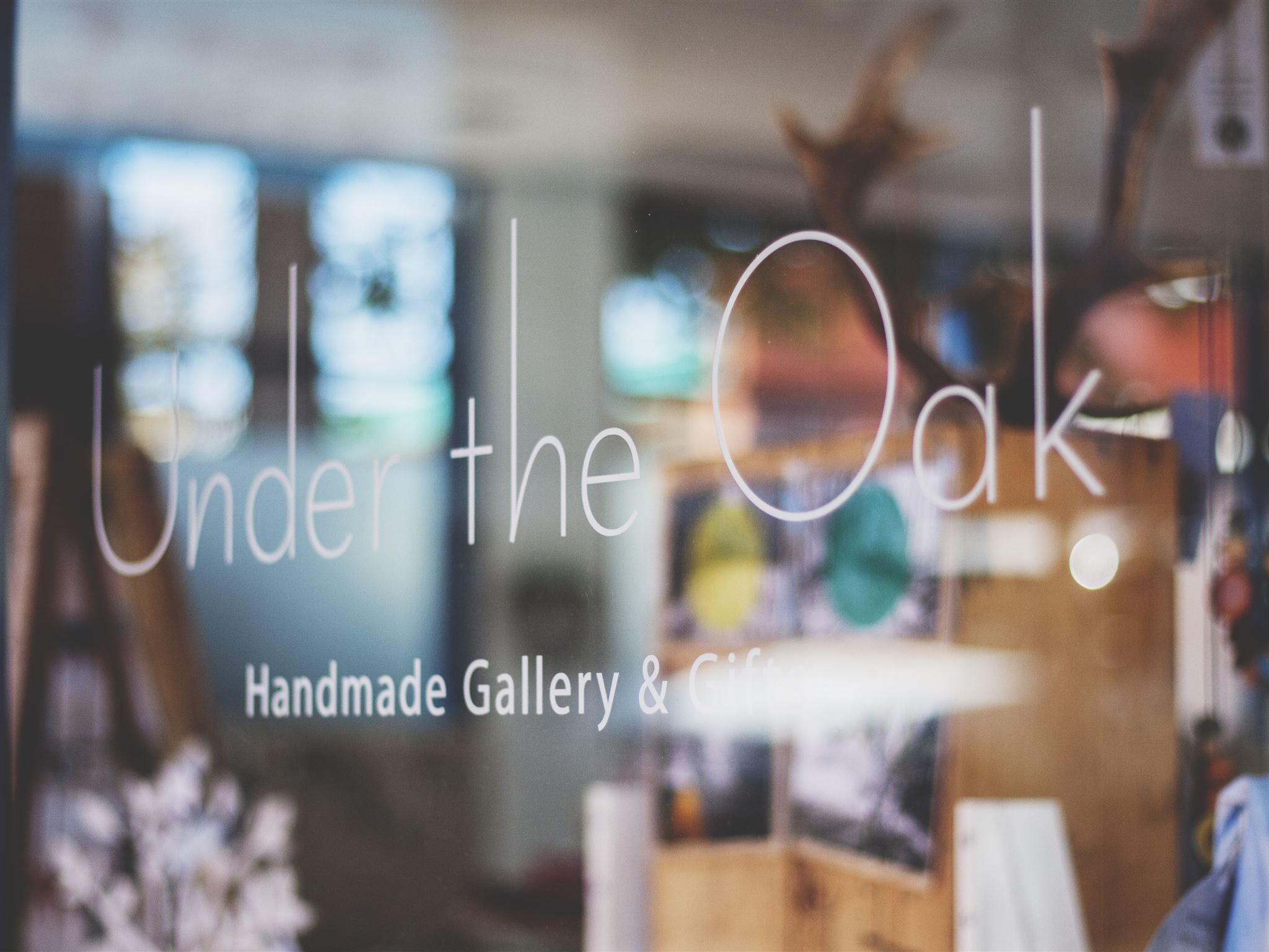 Under The Oak Handmade Gallery and Gifts - Tourism Gold Coast
