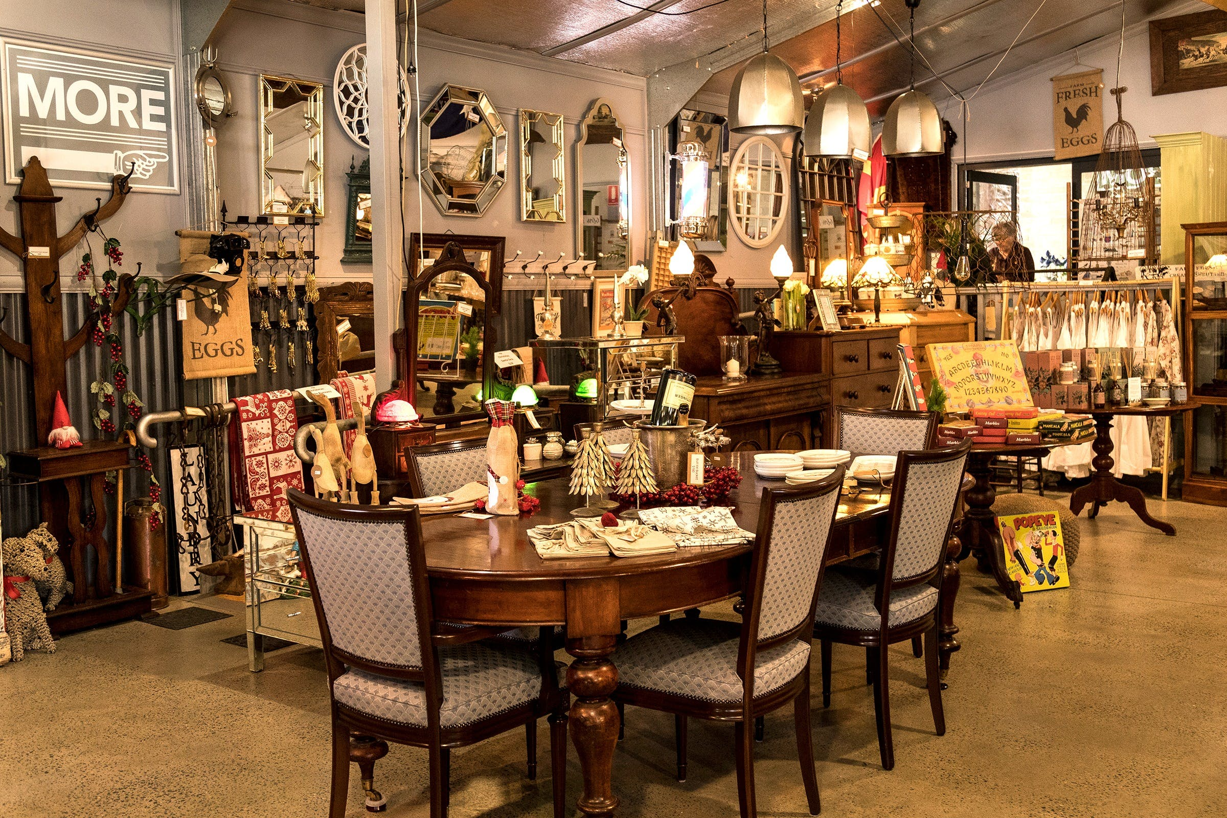 Village Antiques - Tourism Gold Coast