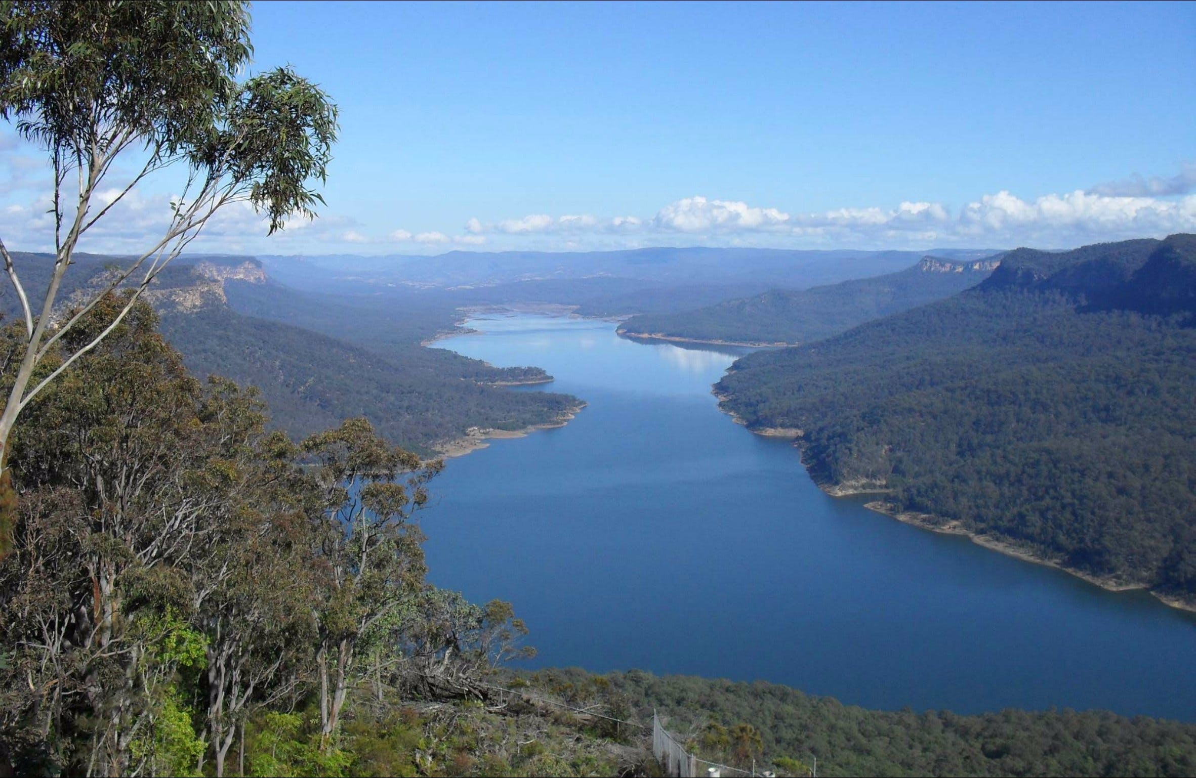 Burragorang lookout and picnic area - Tourism Gold Coast