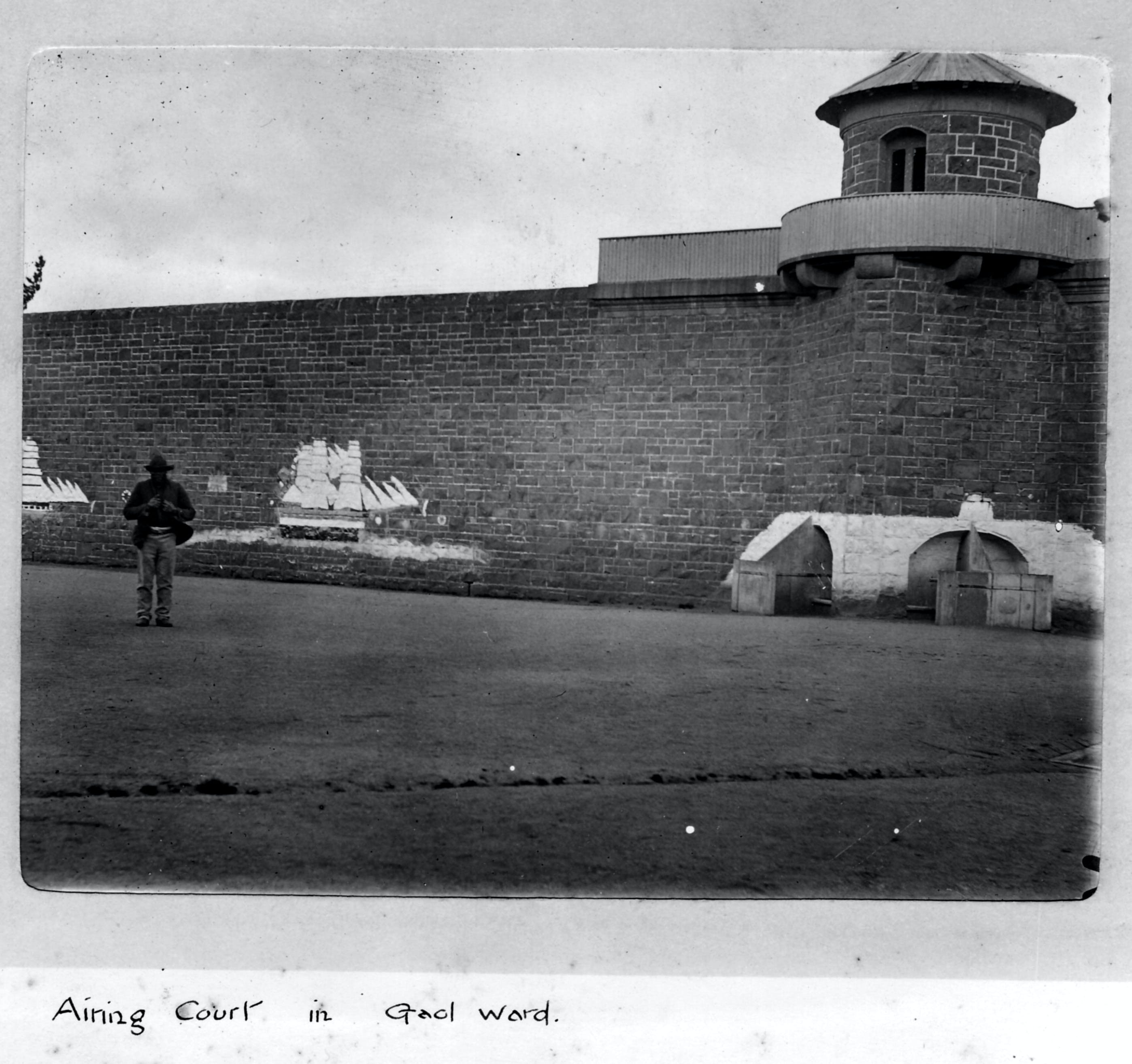 J Ward Ararat's Old Gaol and Lunatic Asylum - Tourism Gold Coast