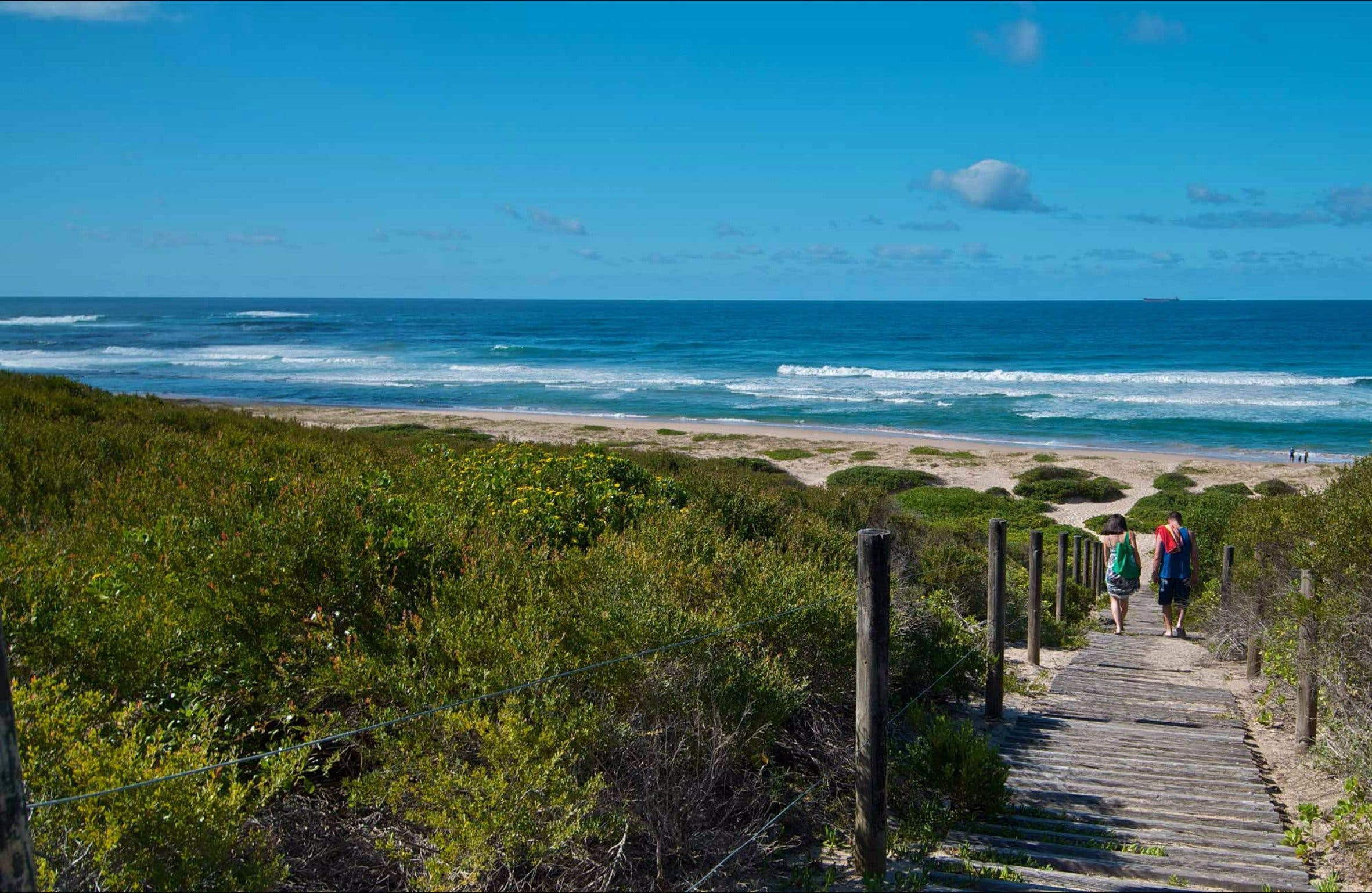 Pelican Beach Road lookout - Tourism Gold Coast