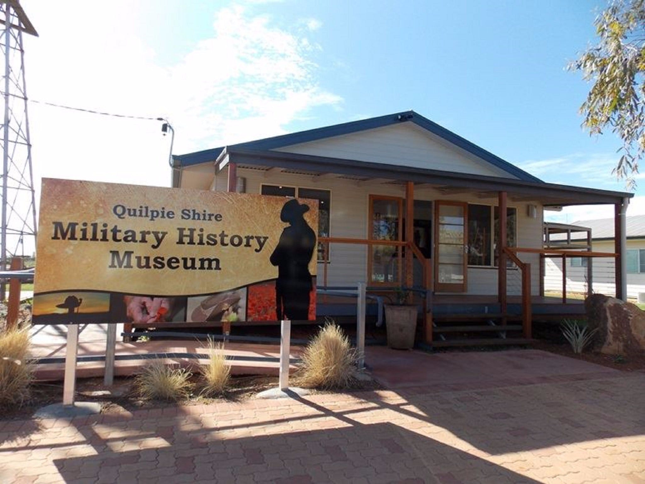 Quilpie Shire Military History Museum - Tourism Gold Coast