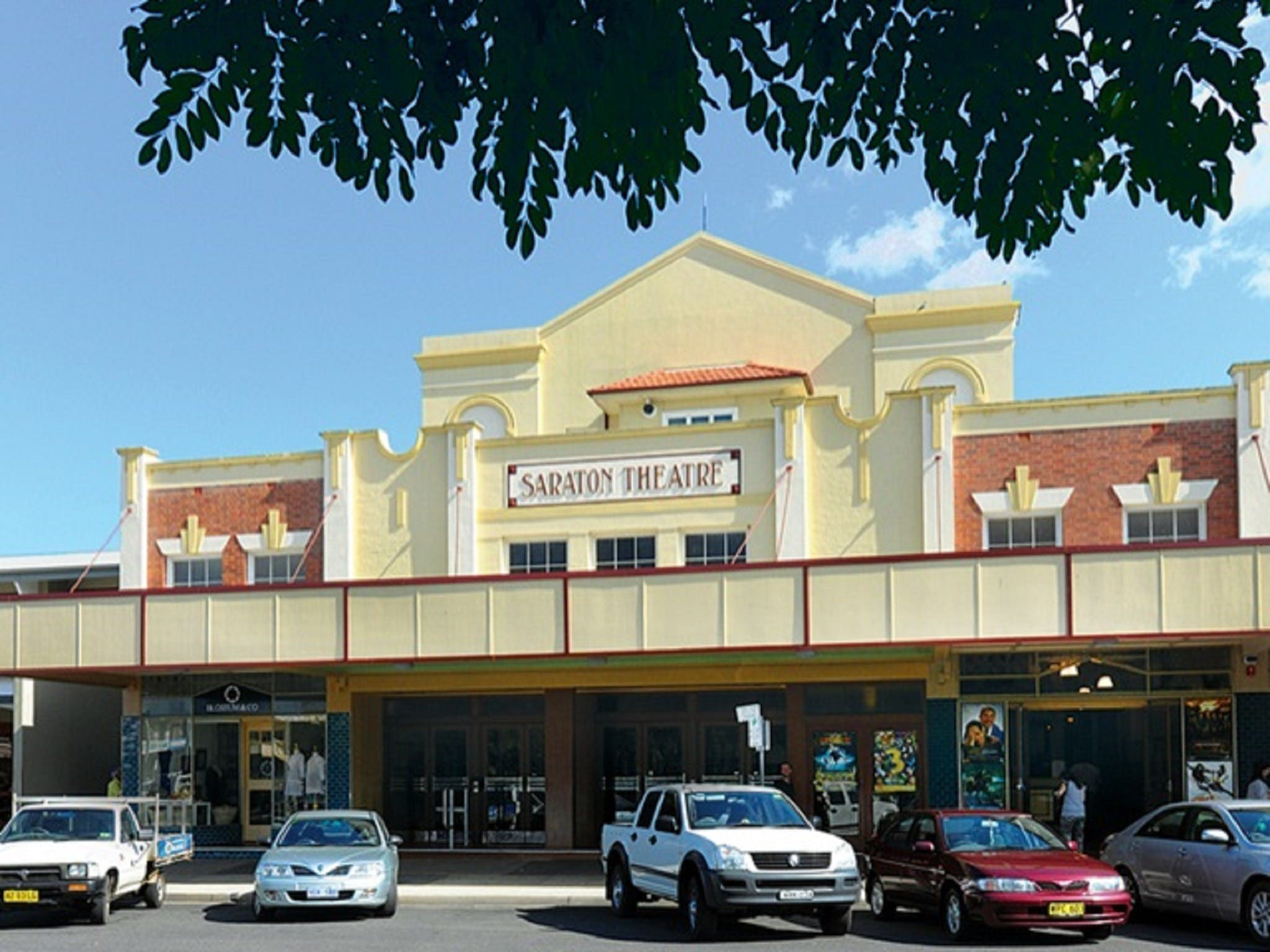 The Saraton Theatre Grafton - Tourism Gold Coast