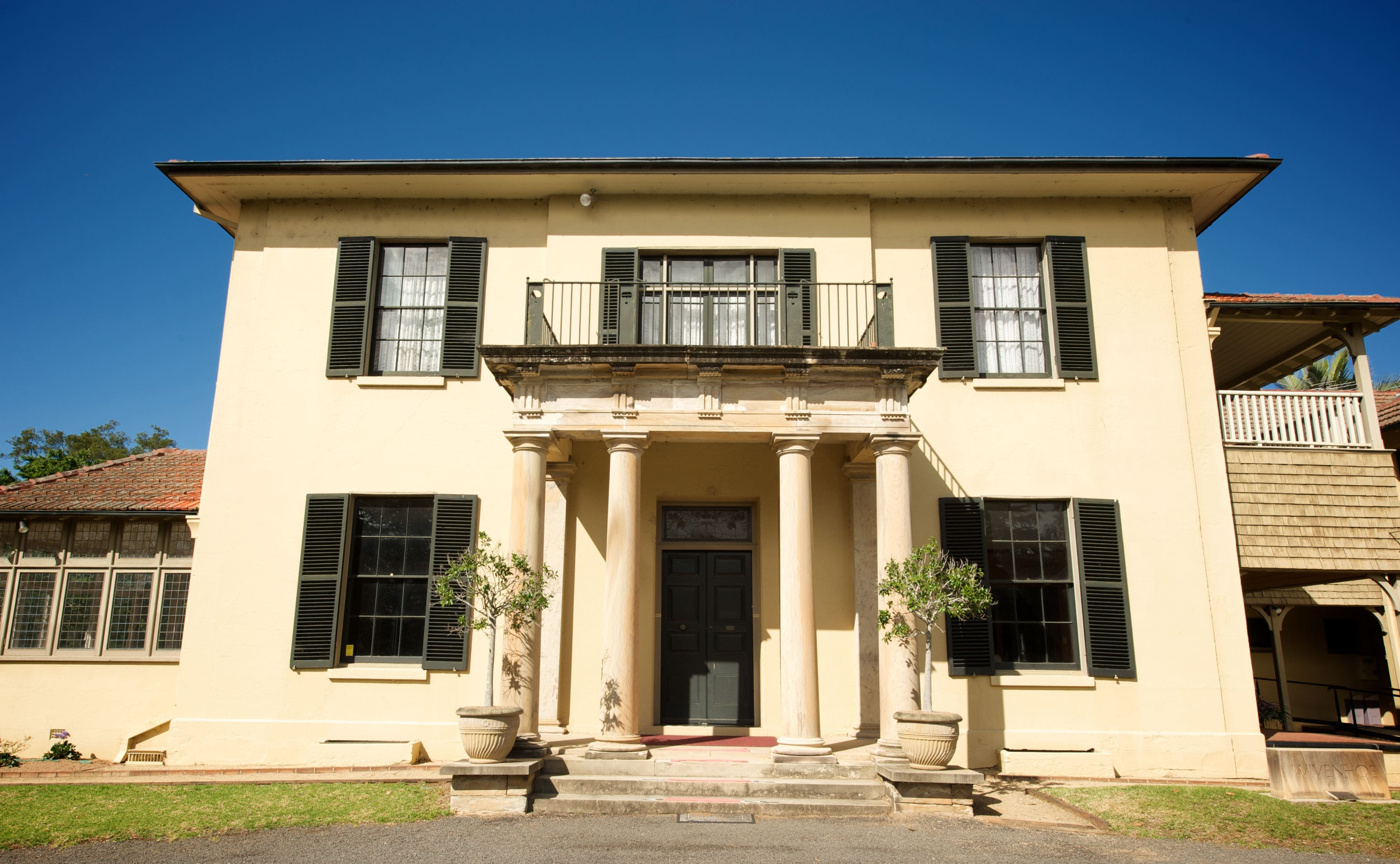 Wivenhoe House - Tourism Gold Coast
