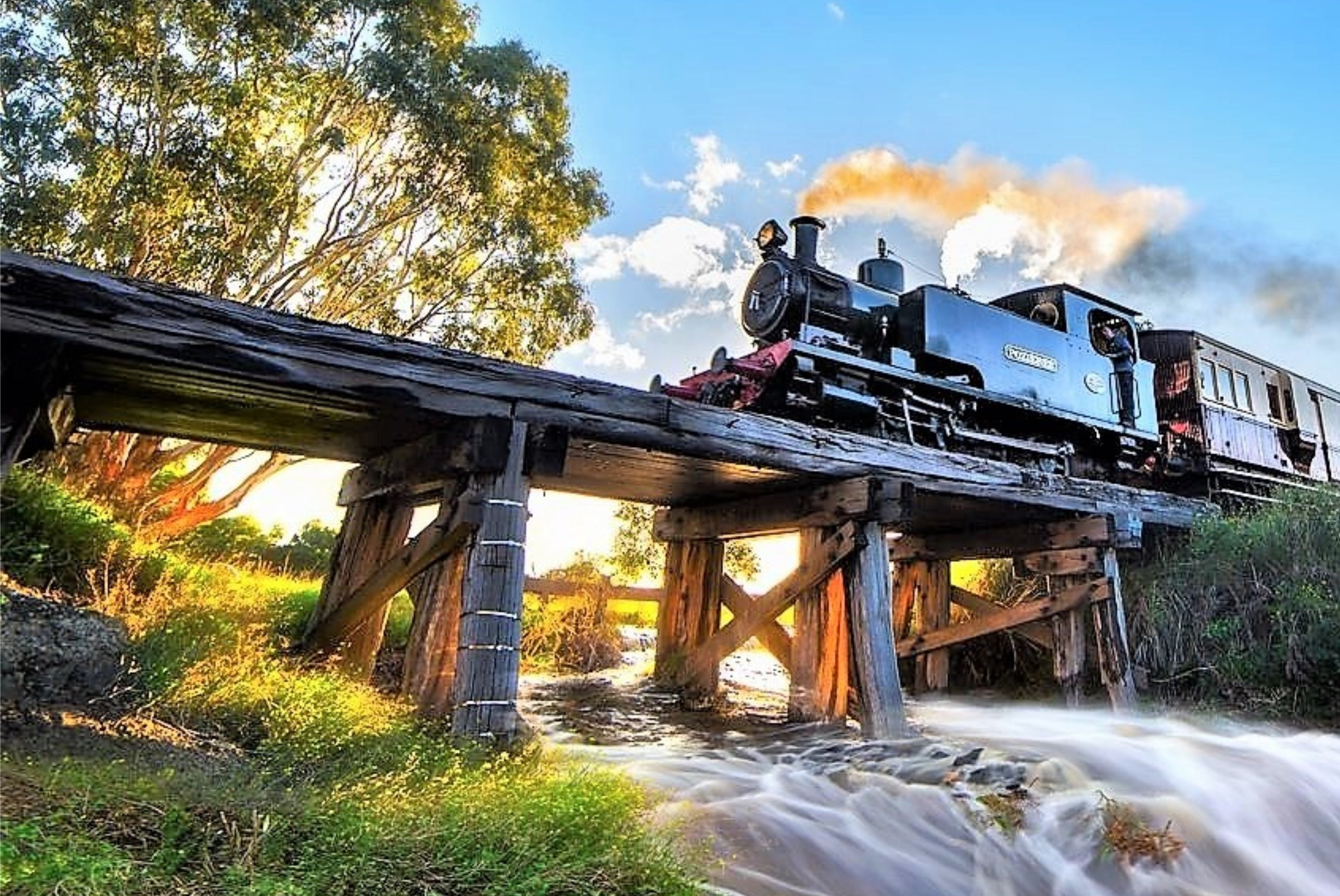 Bellarine Railway - Tourism Gold Coast