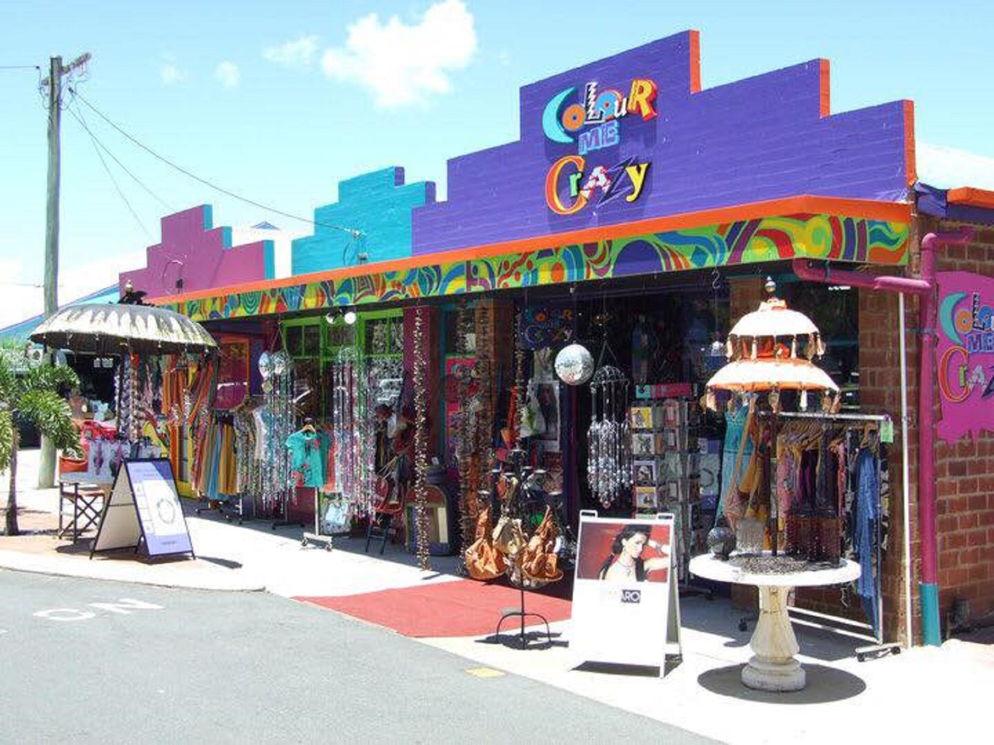 Colour Me Crazy - Tourism Gold Coast