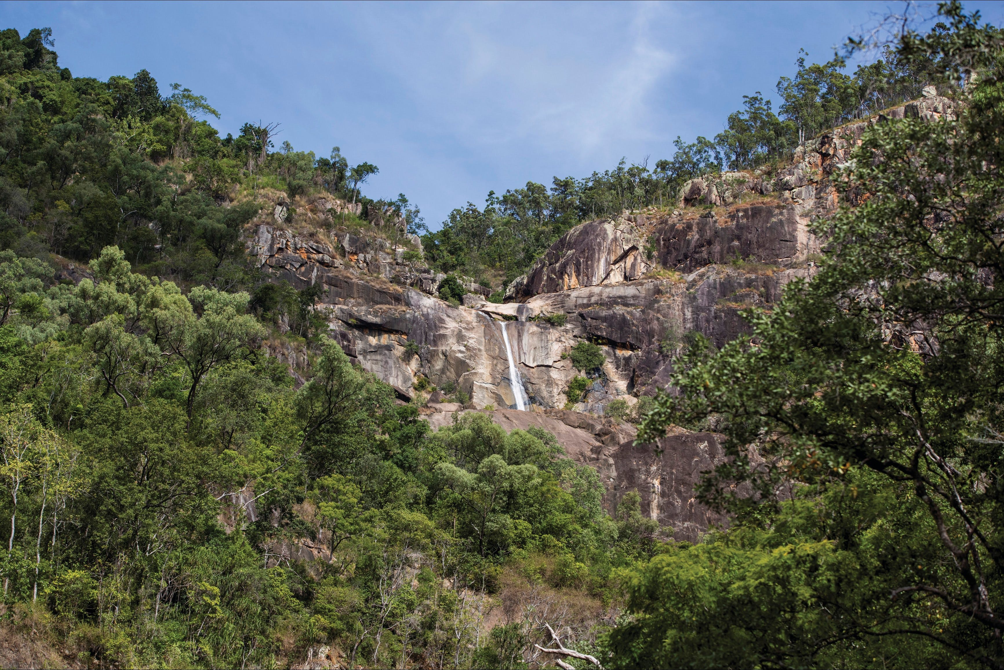 Jourama Falls Paluma Range National Park - Tourism Gold Coast
