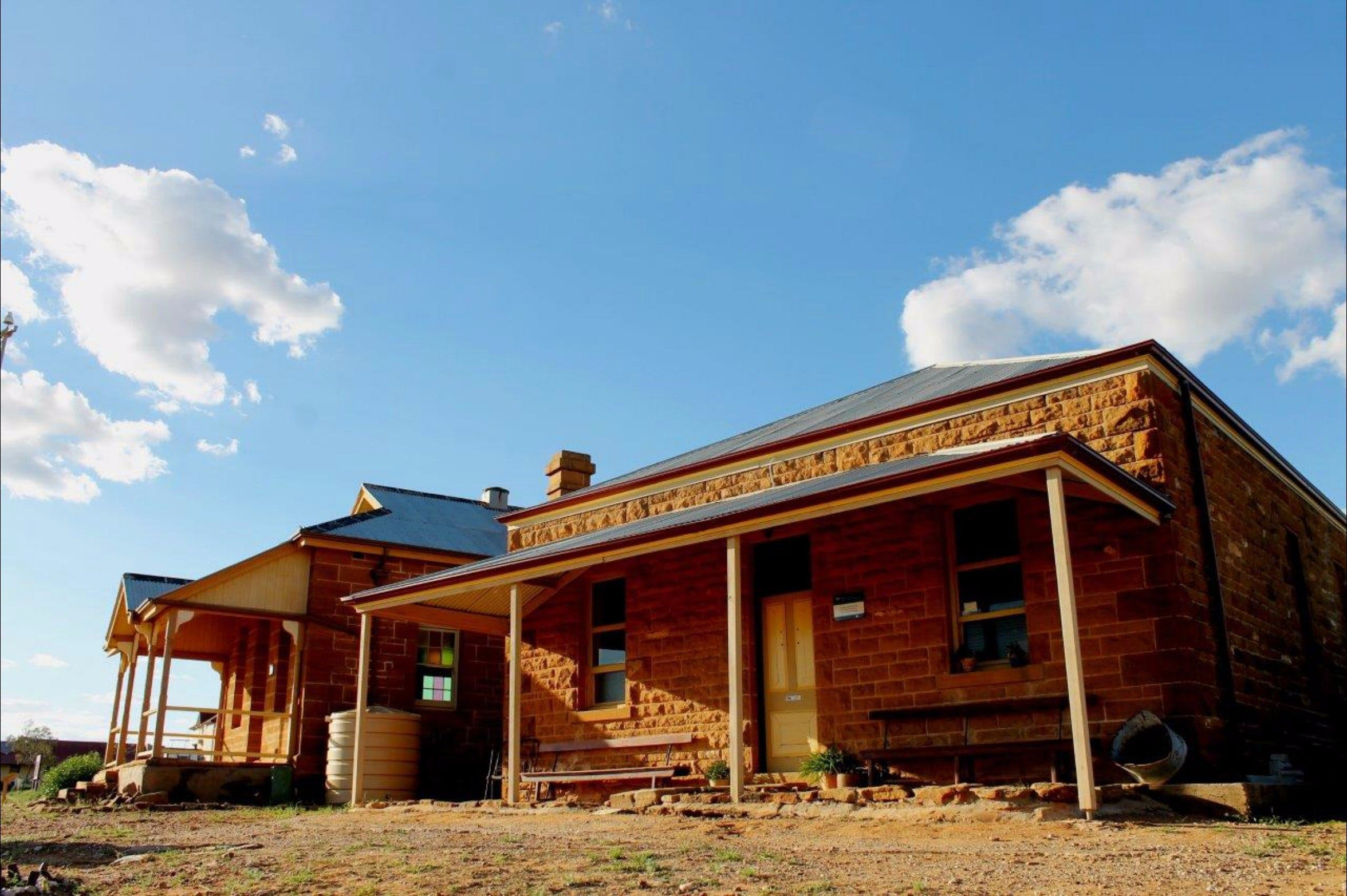 Milparinka Heritage Precinct/Milparinka Courthouse - Tourism Gold Coast
