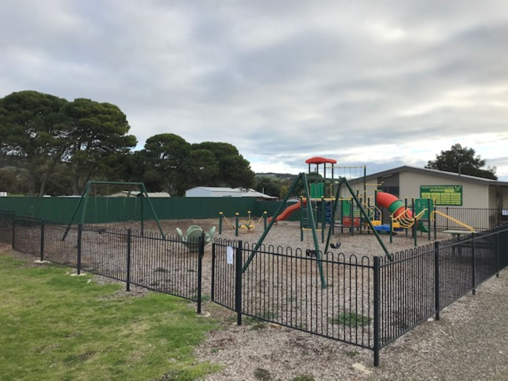 Penneshaw Playground - Tourism Gold Coast