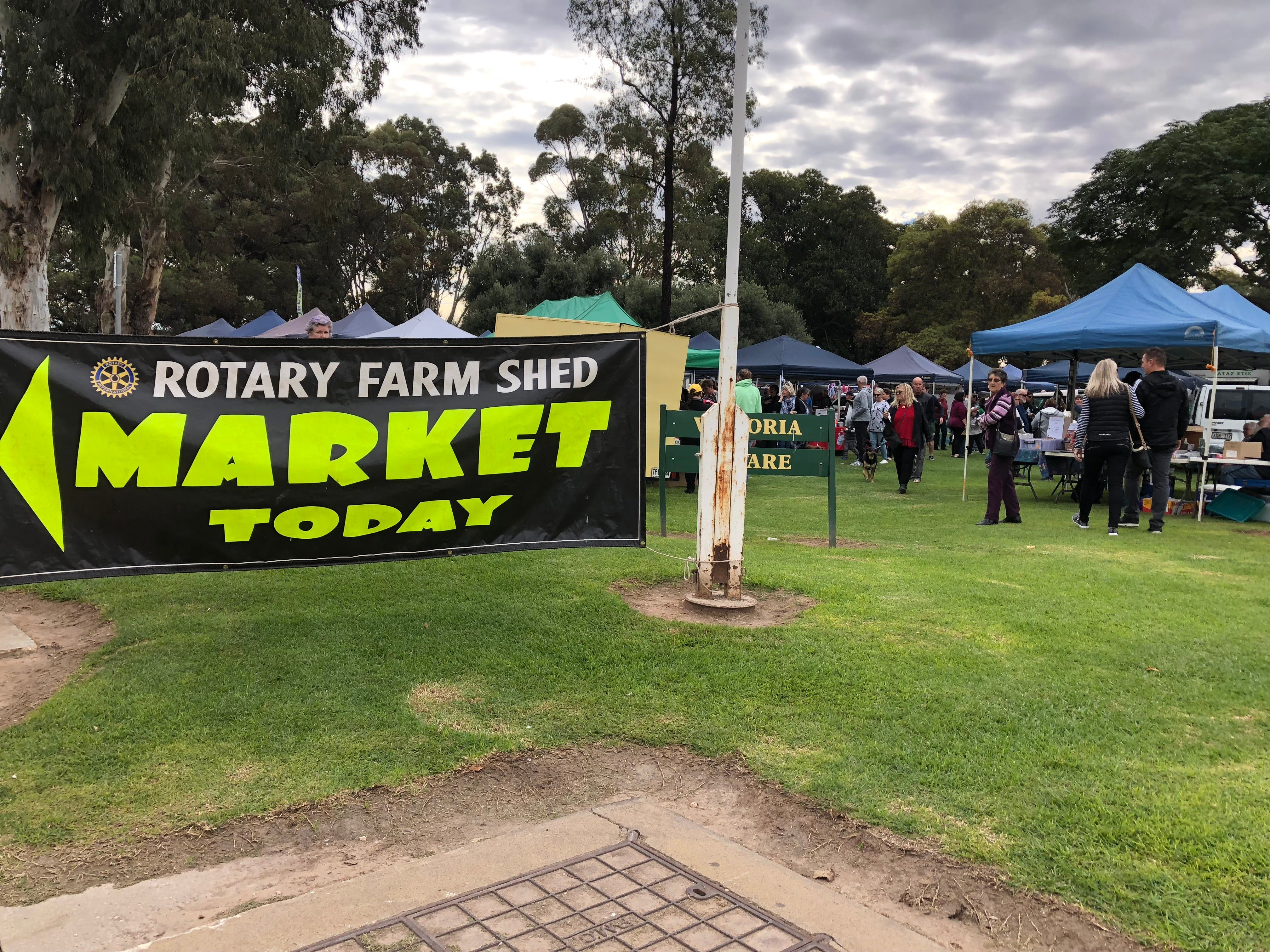 The Rotary Markets Kadina - Tourism Gold Coast