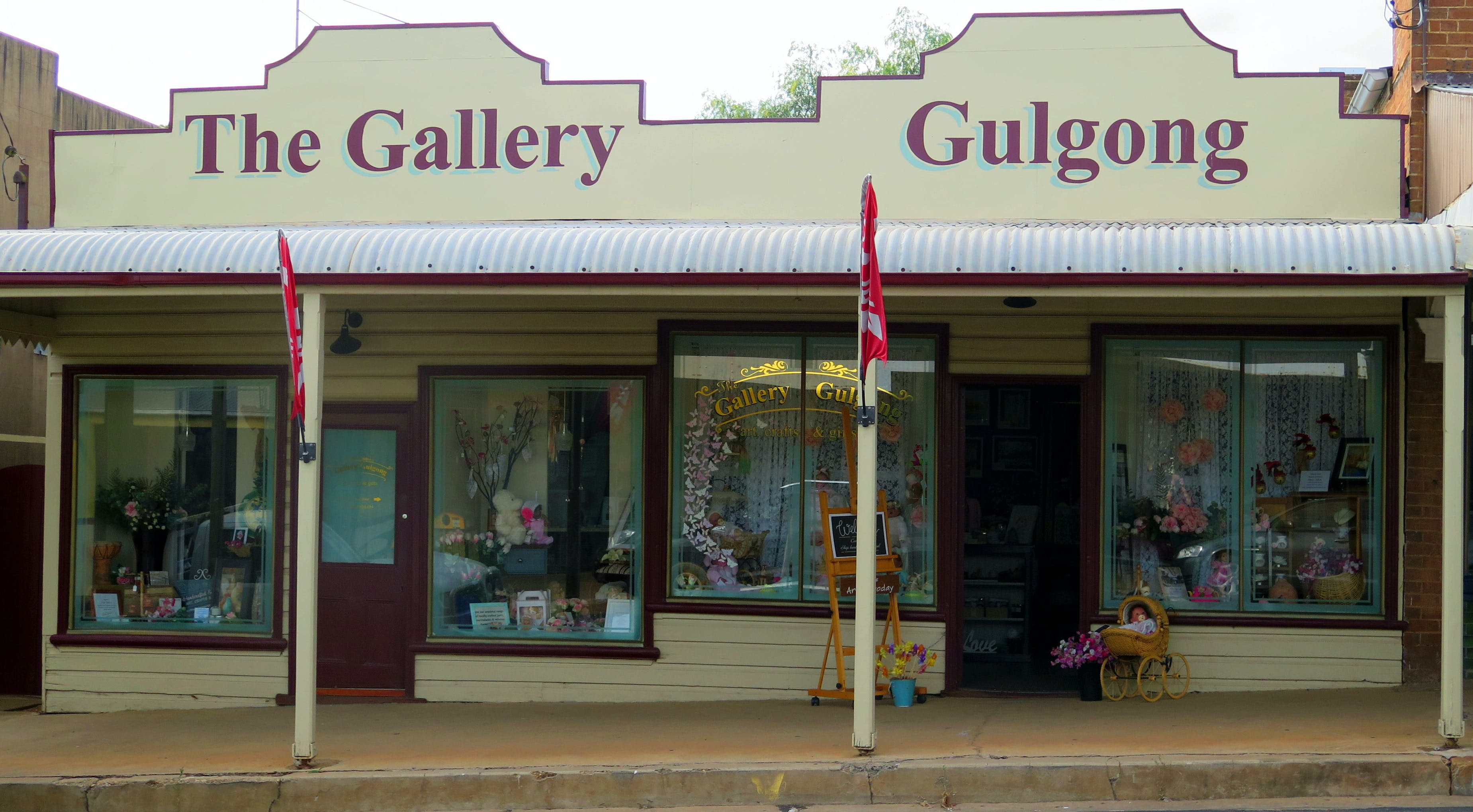The Gallery Gulgong - Tourism Gold Coast
