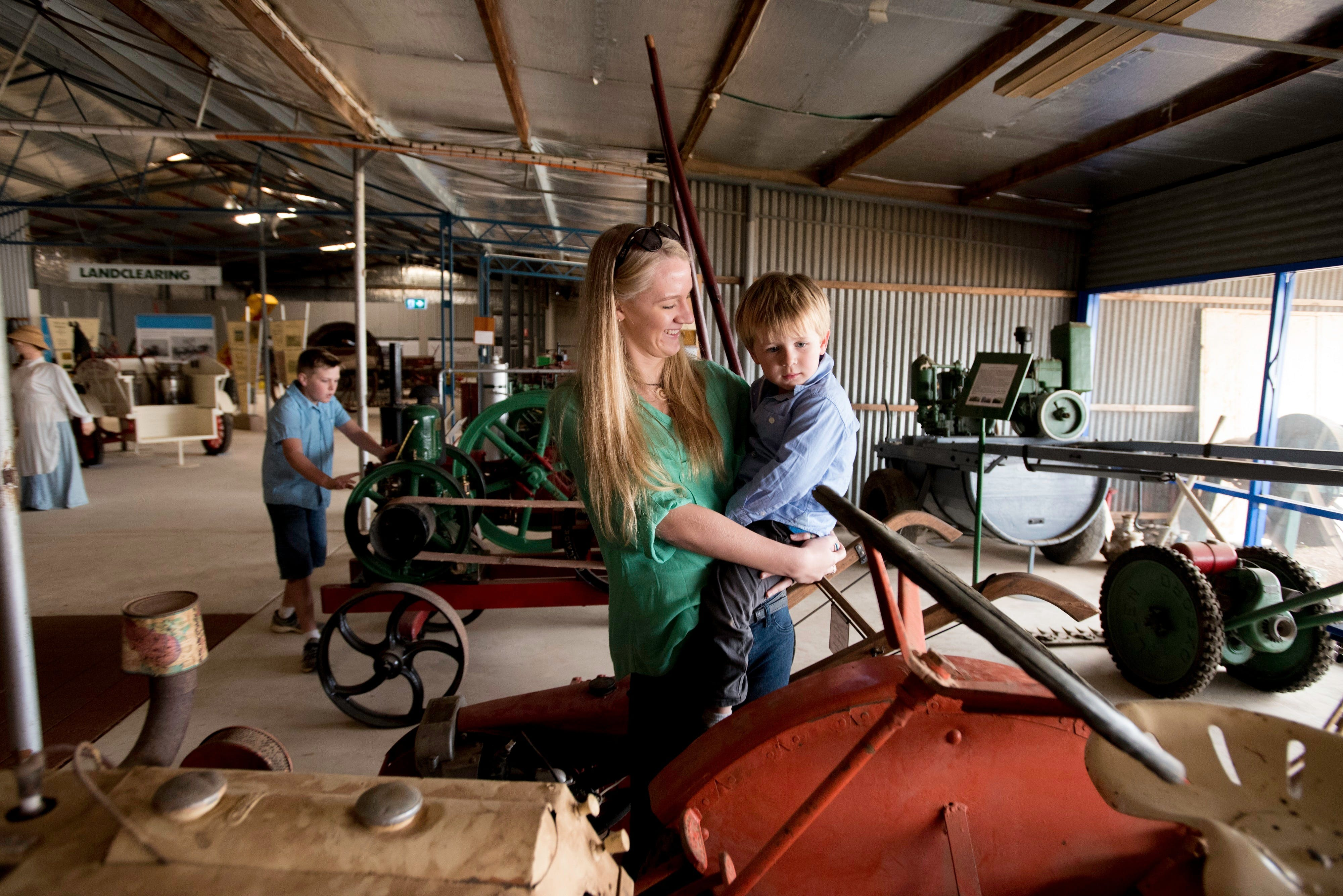 The Farm Shed Museum Kadina - Tourism Gold Coast