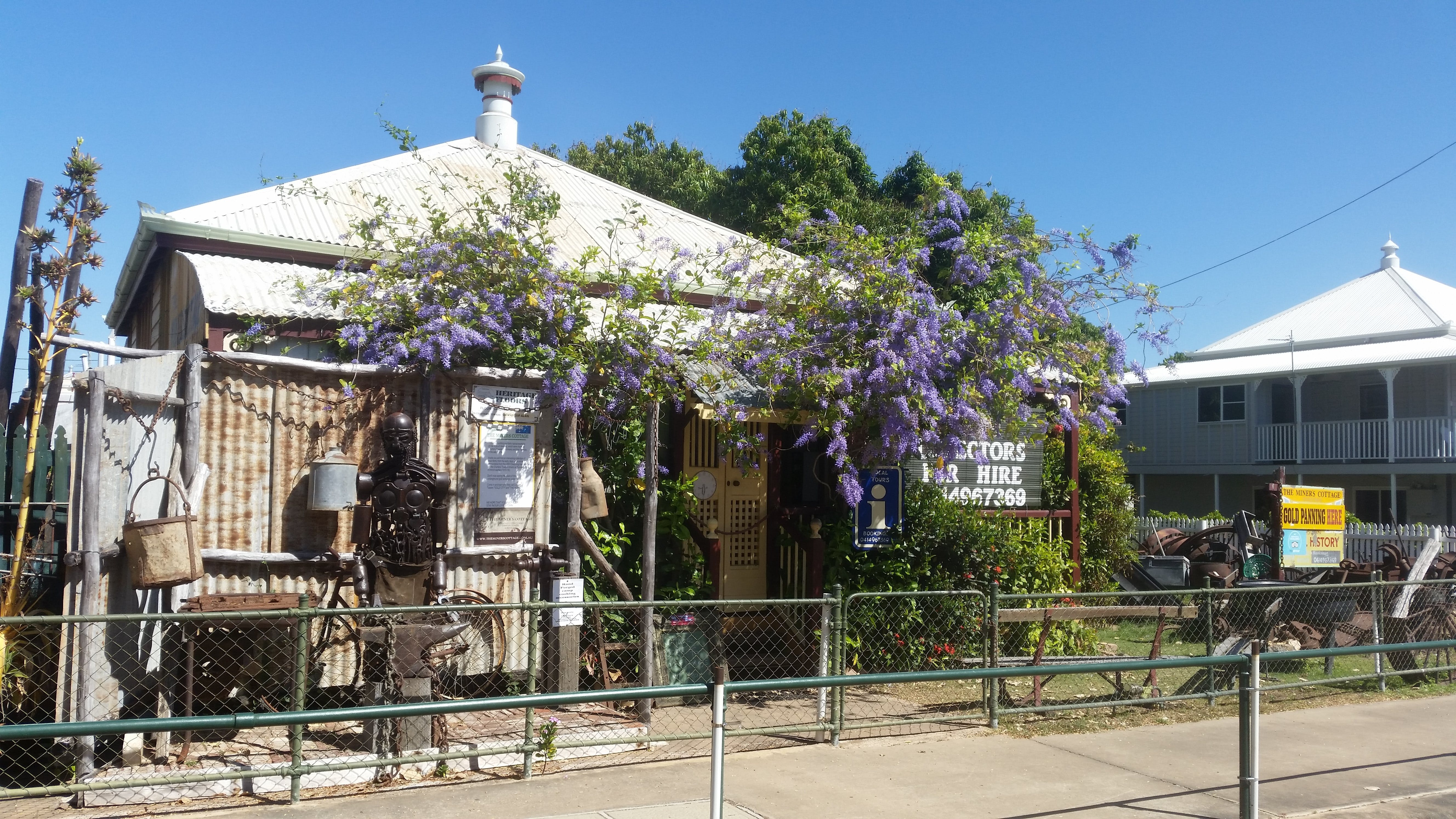 The Miner's Cottage - Tourism Gold Coast