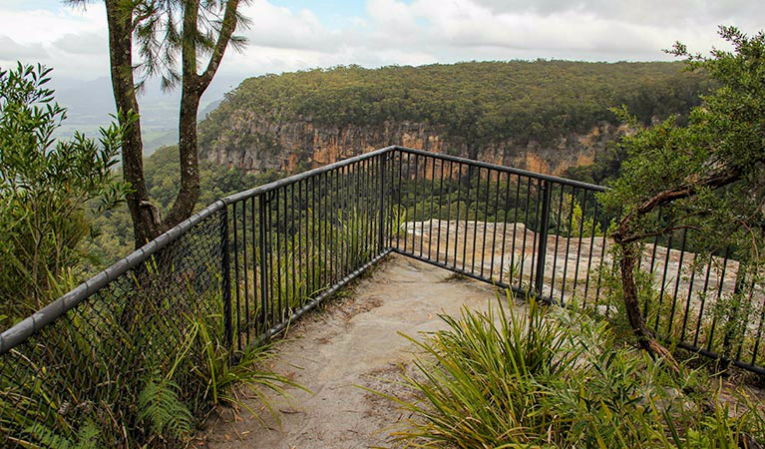 Manning lookout - Tourism Gold Coast
