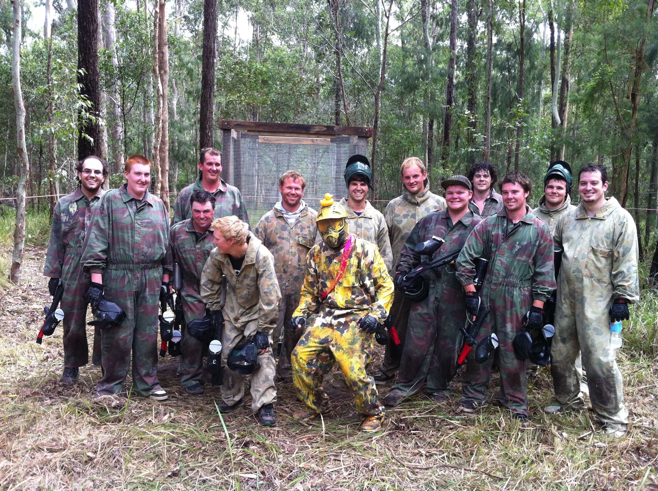 Mid North Coast Paintball - Tourism Gold Coast