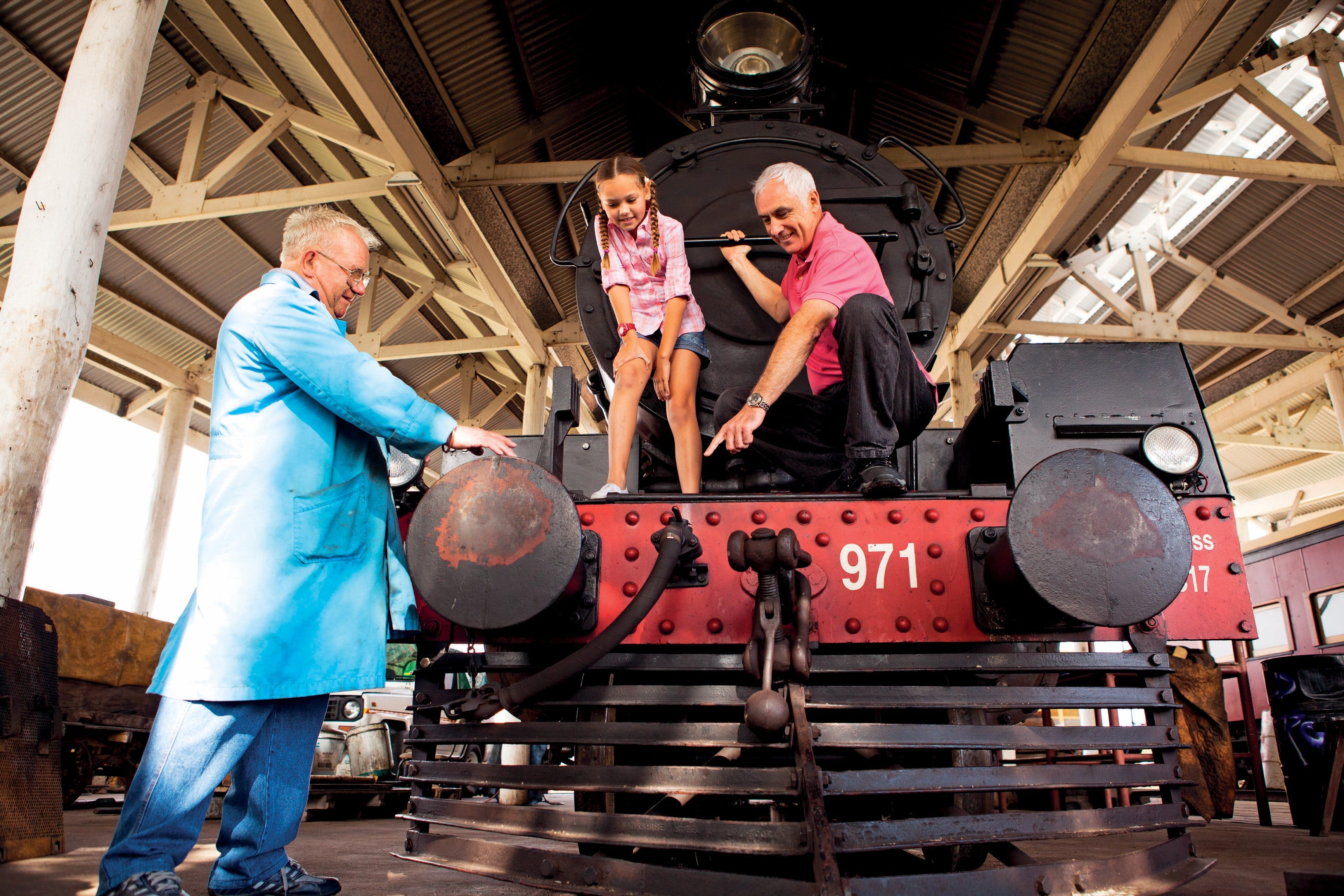 Southern Downs Steam Railway - Tourism Gold Coast