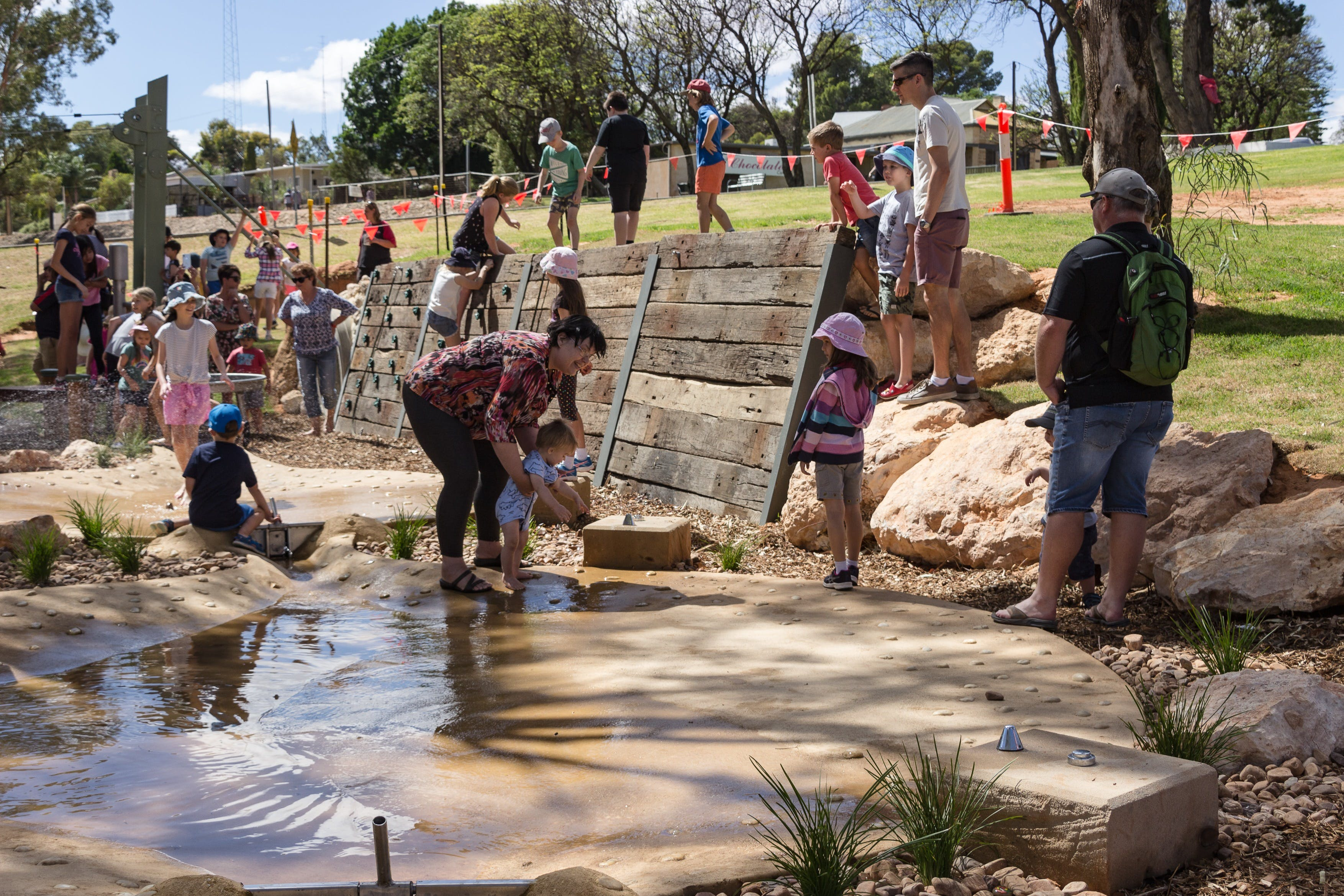 Waikerie Water and Nature Play Park - Tourism Gold Coast