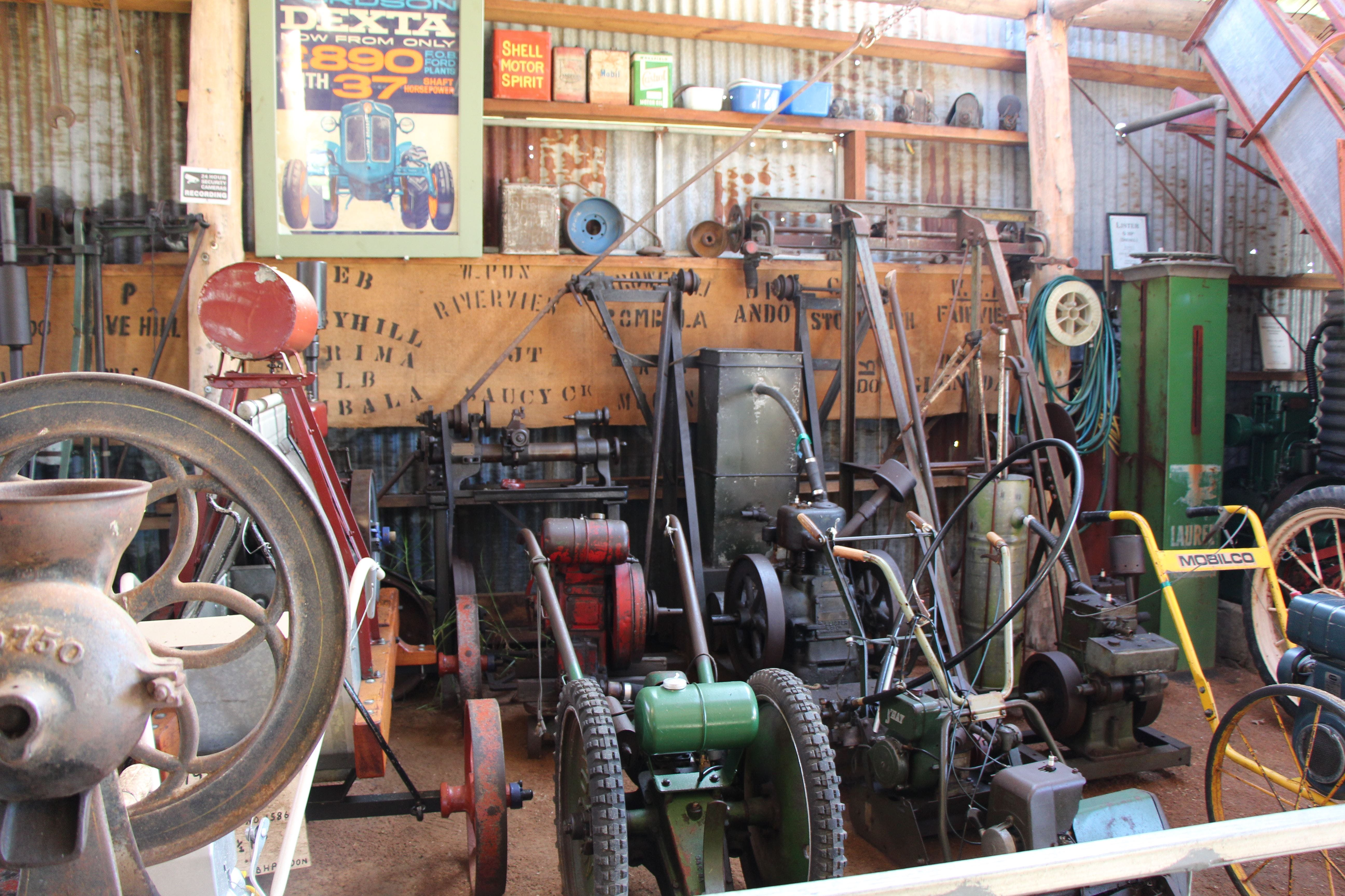 Bombala Historic Engine and Machinery Shed - Tourism Gold Coast