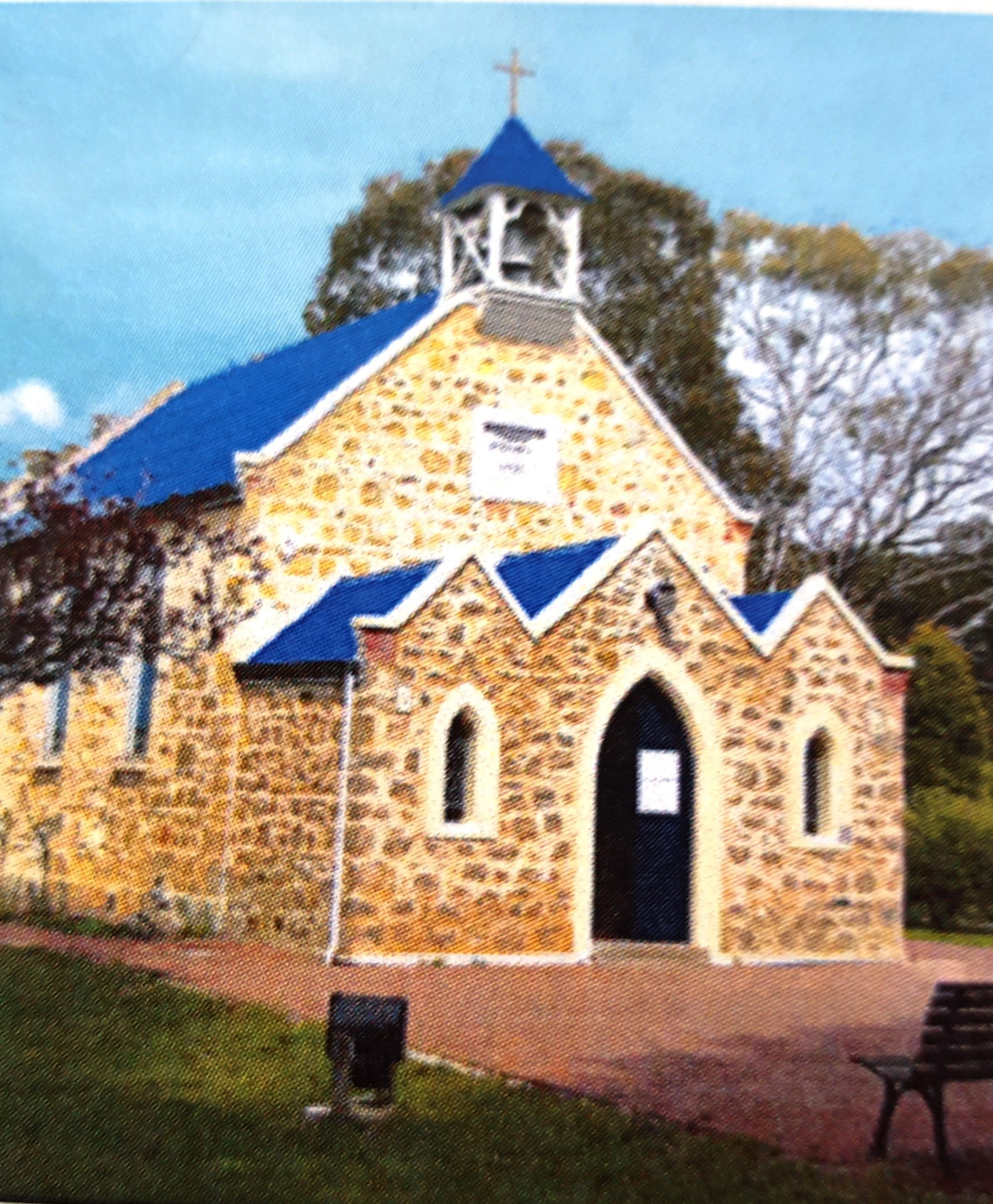 Christ Church Yankalilla - Tourism Gold Coast