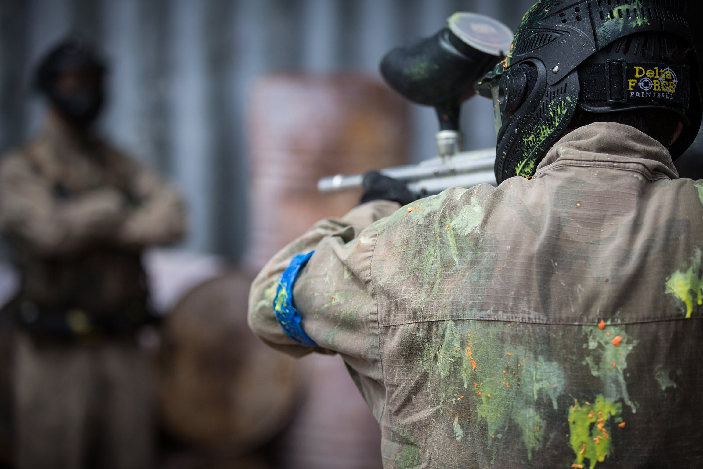 Delta Force Paintball - Tourism Gold Coast
