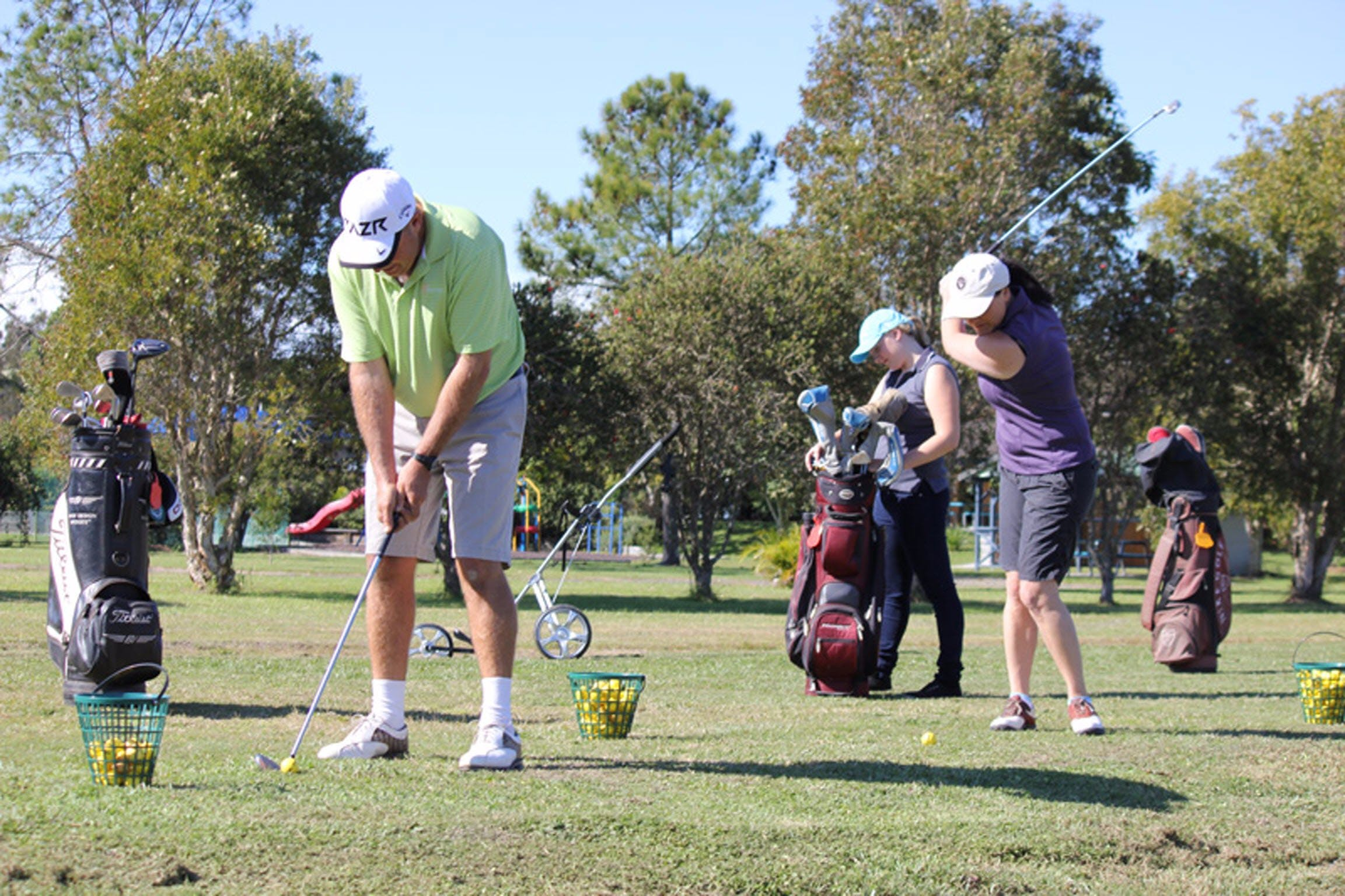 Nambucca River Golf Driving Range - Tourism Gold Coast