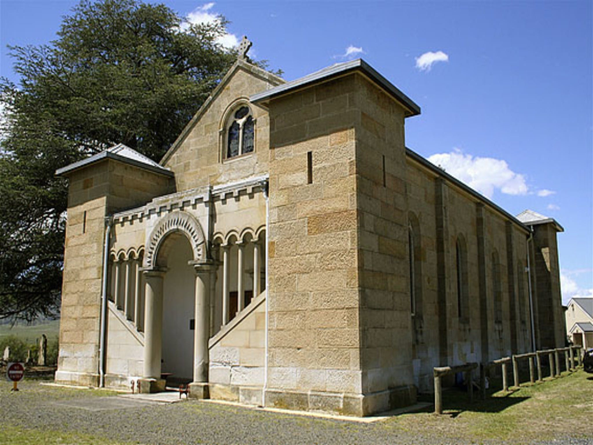 St Mark's Church Pontville - Tourism Gold Coast