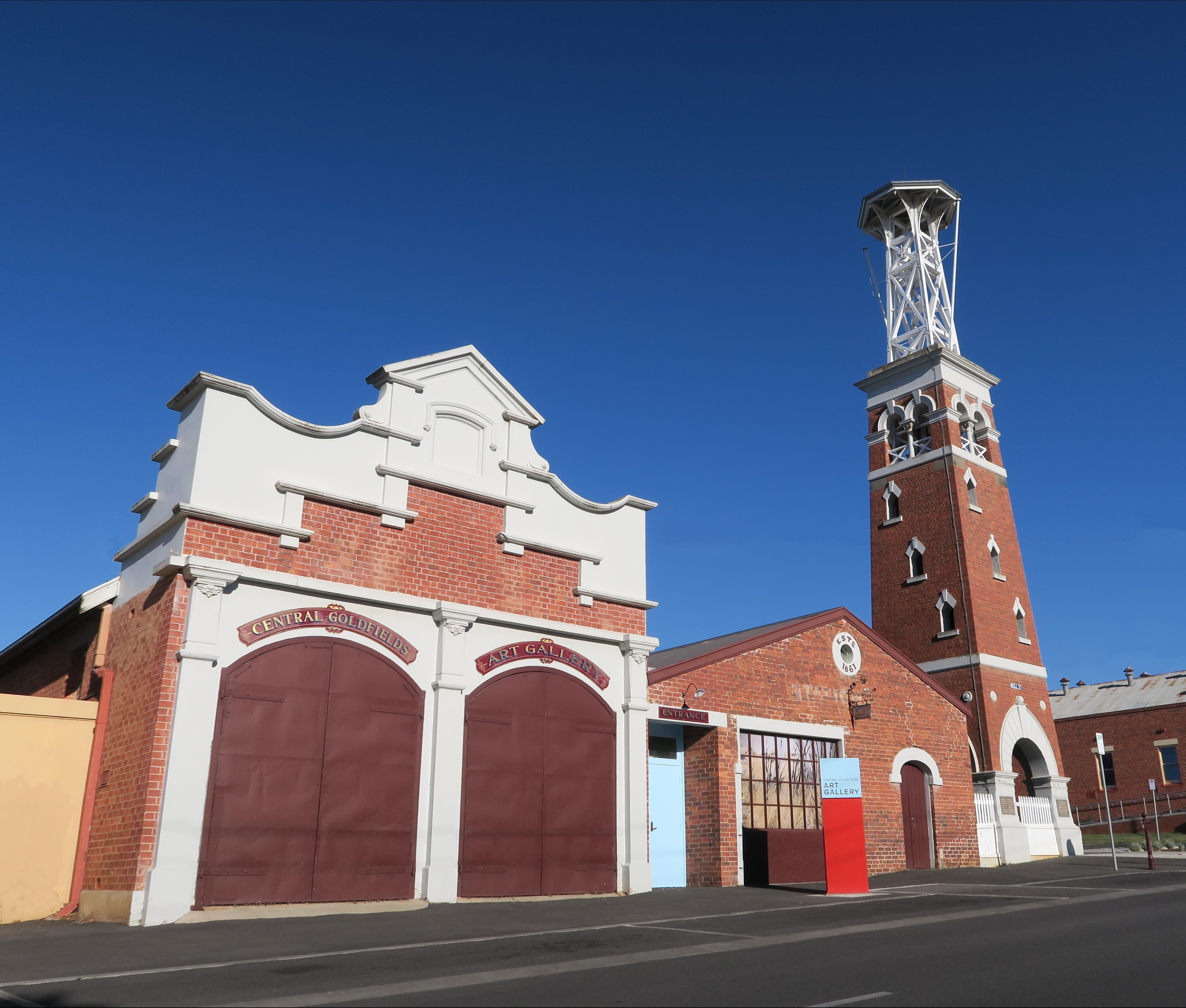 Central Goldfields Art Gallery - Tourism Gold Coast