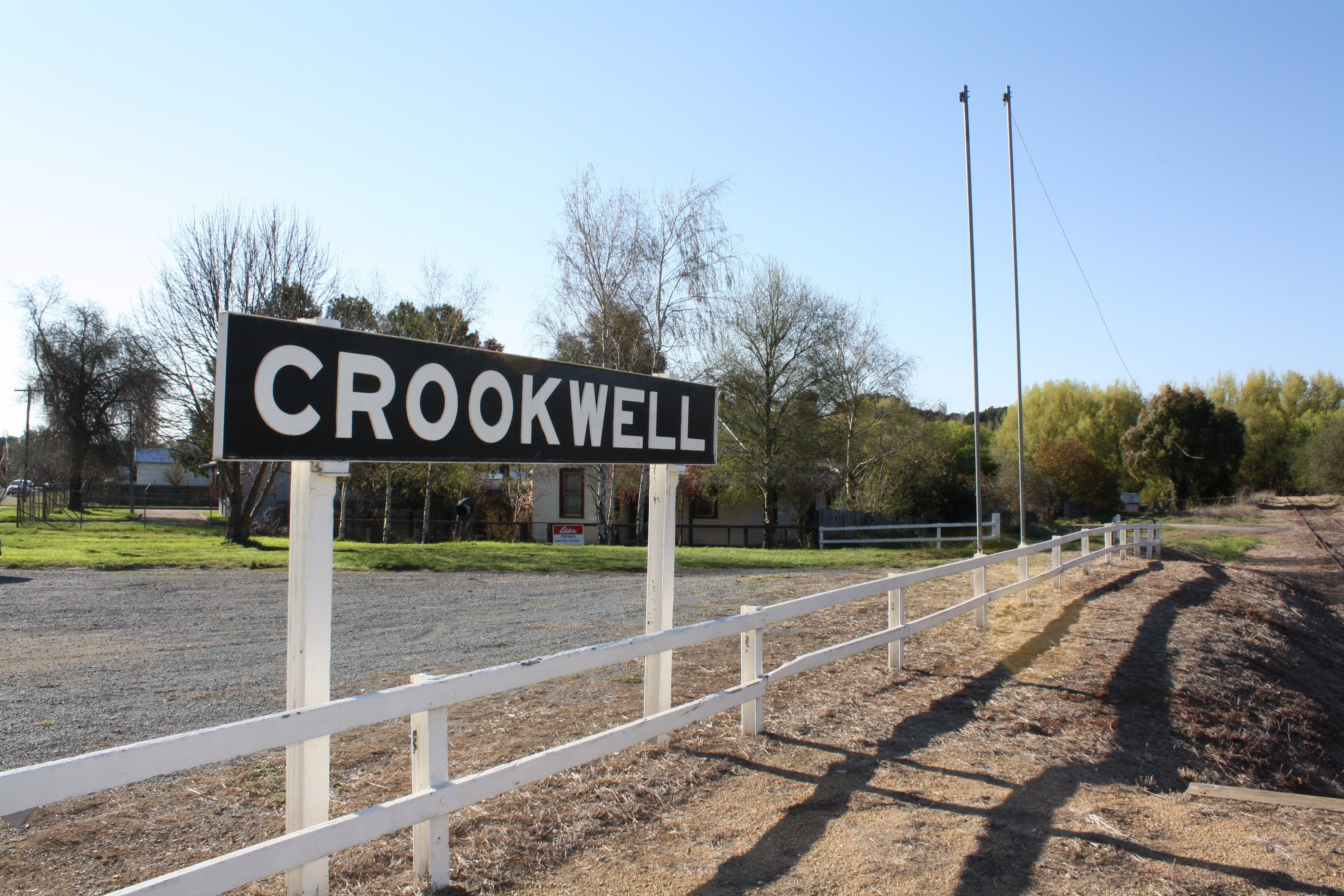 Crookwell Railway Station - Tourism Gold Coast