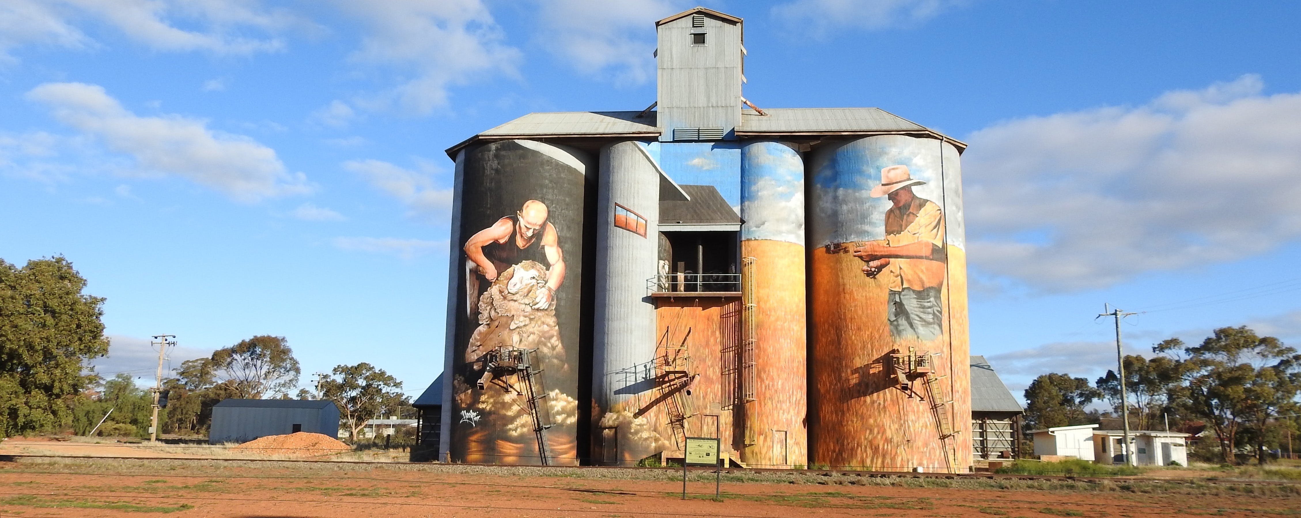 Riverina Outdoor Art Trail - Tourism Gold Coast