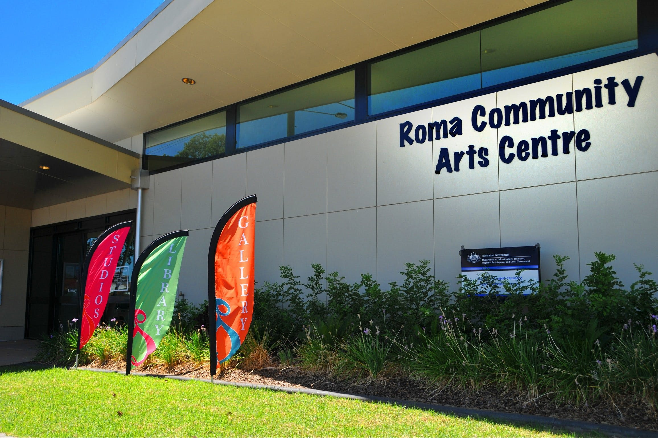 Roma on Bungil Art Gallery and the Walk of Art - Tourism Gold Coast