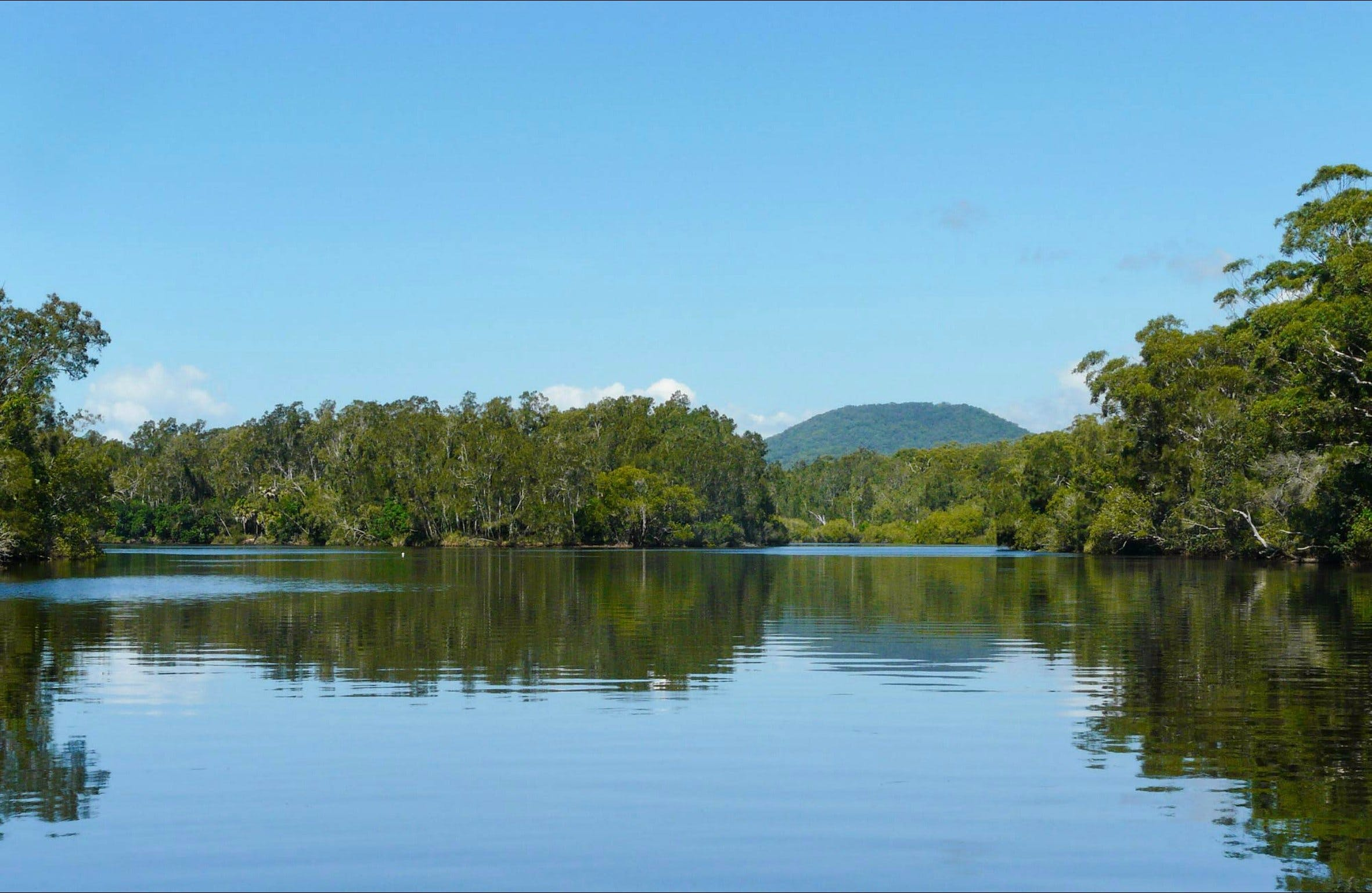 Warrell Creek - Tourism Gold Coast