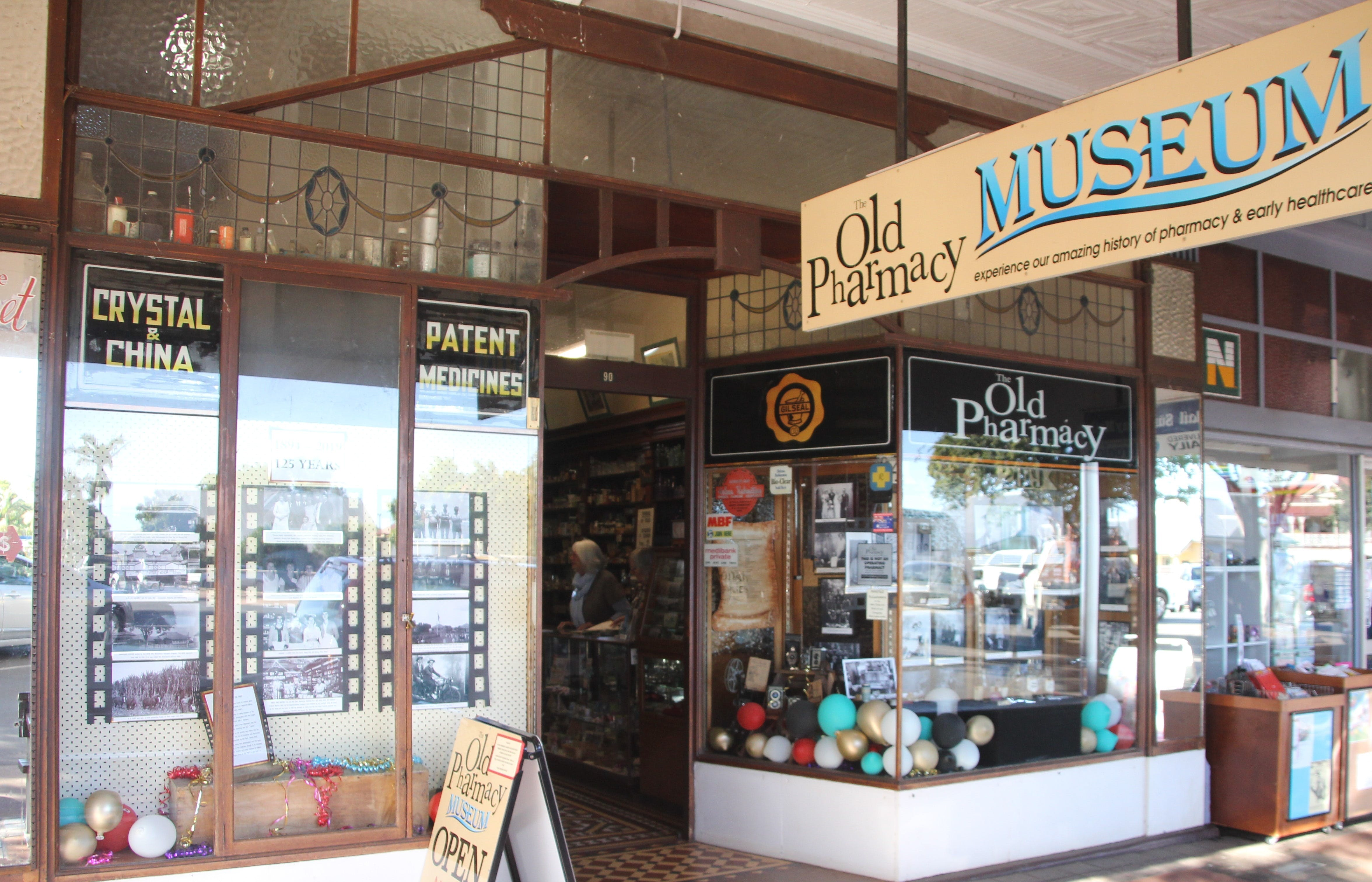 Old Pharmacy Museum  Childers - Tourism Gold Coast