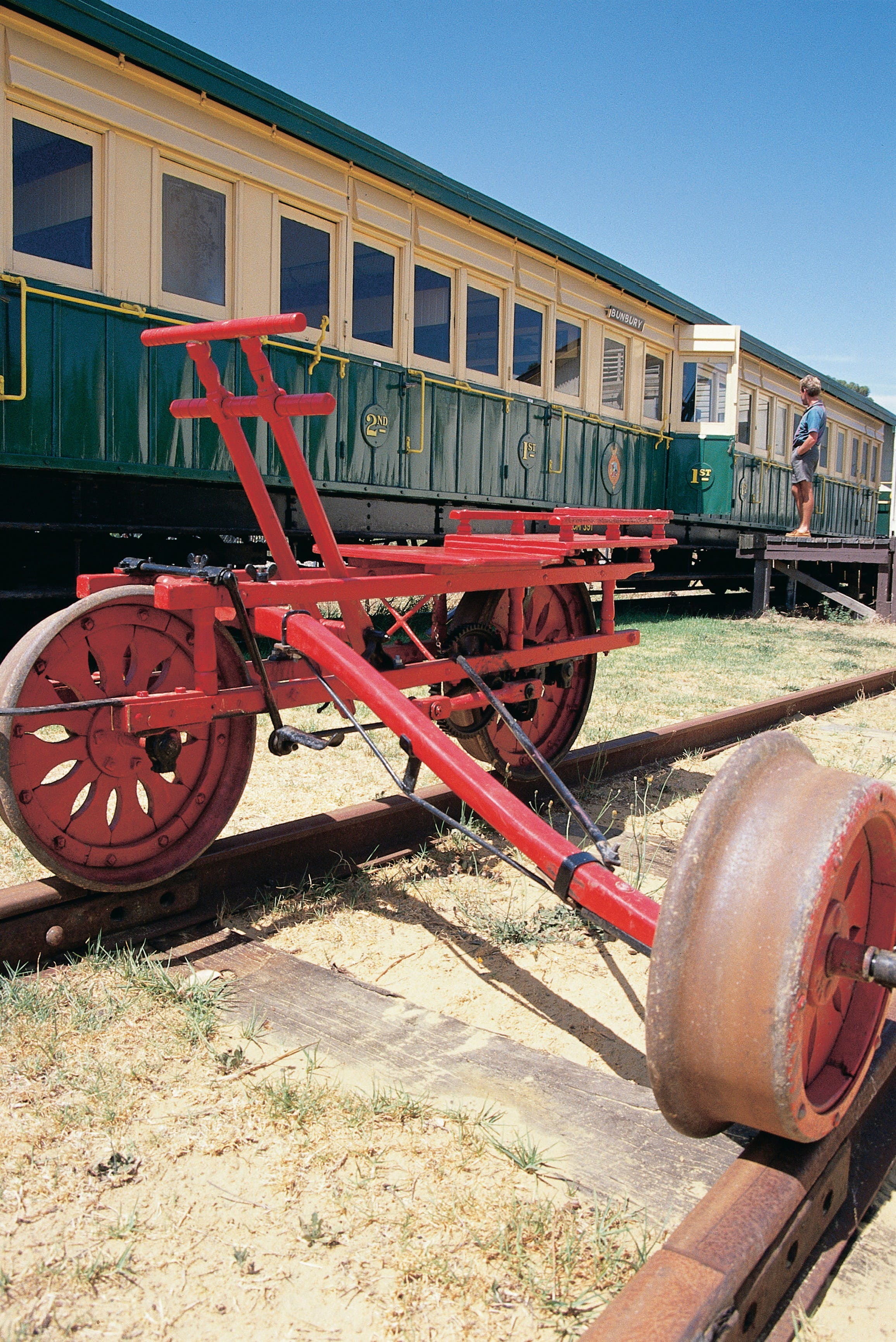 South West Rail and Heritage Centre - Tourism Gold Coast
