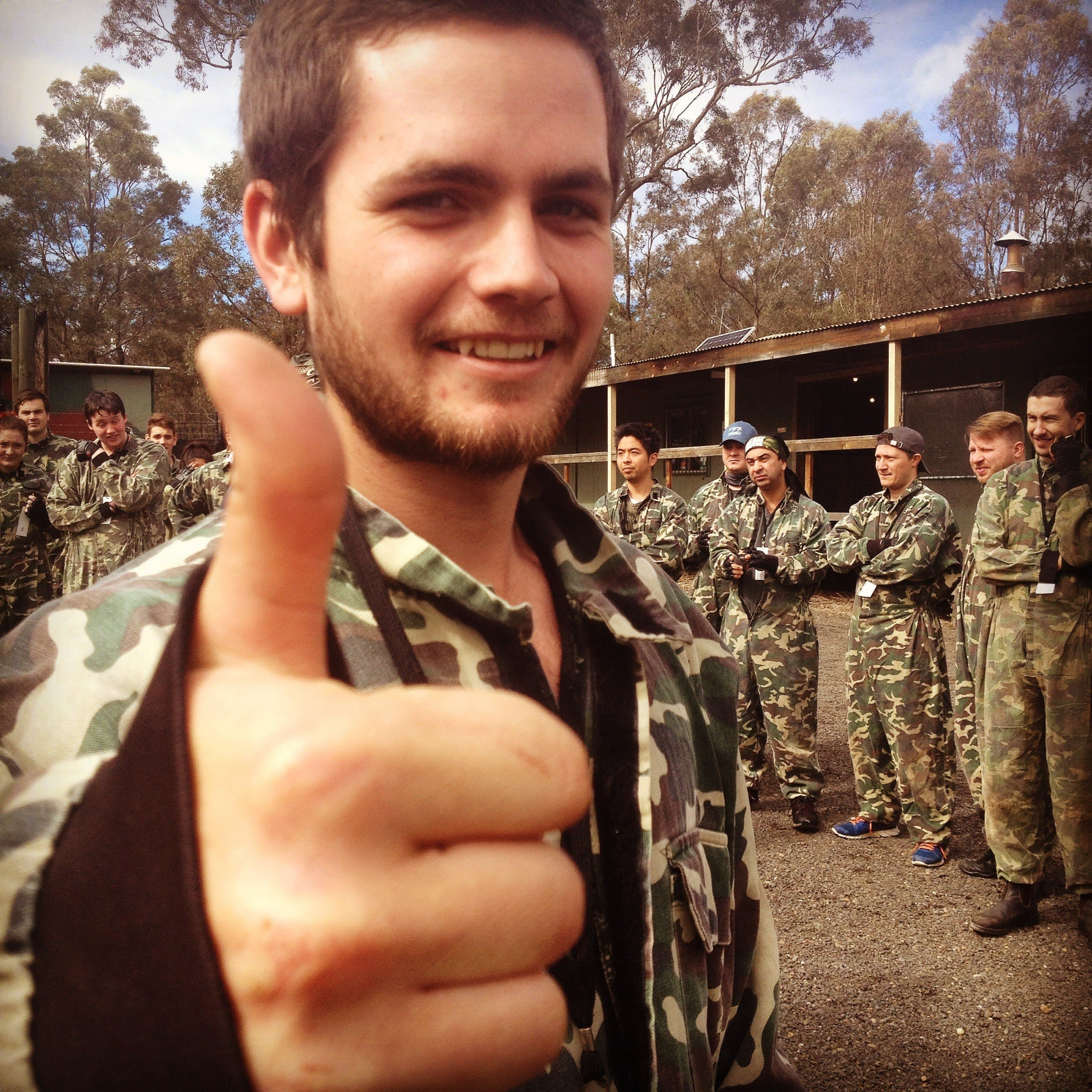 Ultimate Paintball Sydney - Tourism Gold Coast