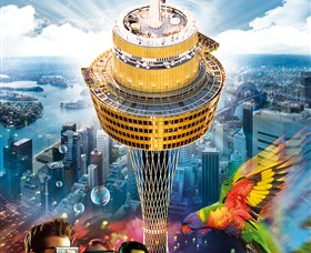 Sydney Tower Eye - Tourism Gold Coast