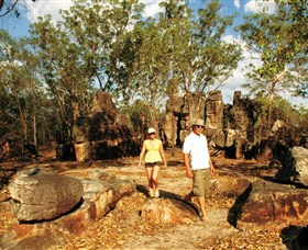 The Lost City - Litchfield National Park