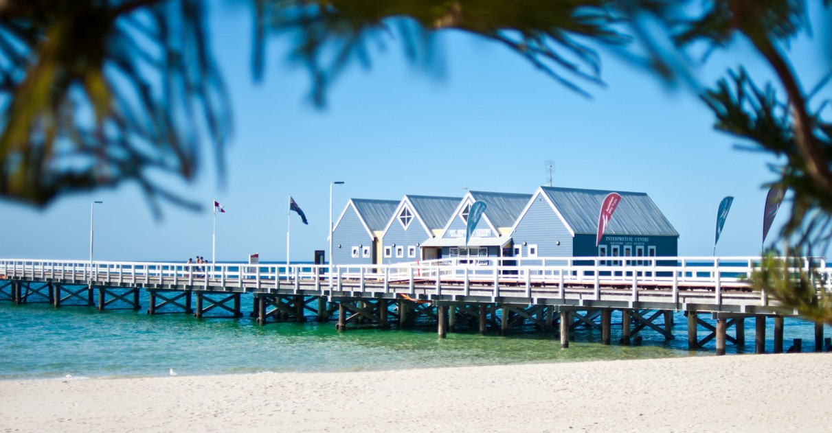 Busselton Jetty  Underwater Observatory Tour - Tourism Gold Coast