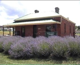 Lavender House in Railway Park - Tourism Gold Coast
