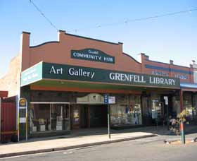 Grenfell Art Gallery - Tourism Gold Coast