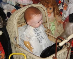 Little Darlings Doll Museum and Coffee Shop - Tourism Gold Coast