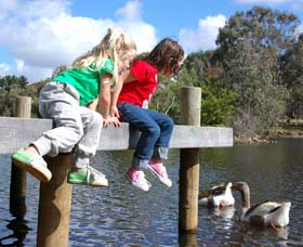 Vasse River and Rotary Park - Tourism Gold Coast