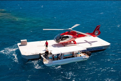GBR Helicopters - Tourism Gold Coast