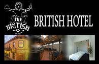 British Hotel - Tourism Gold Coast