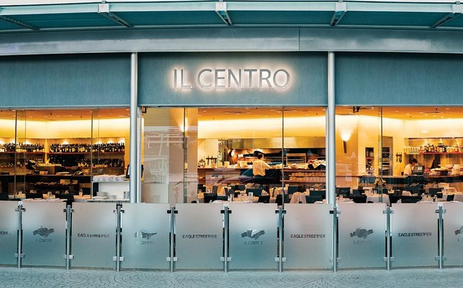 Il Centro Restaurant & Bar - Tourism Gold Coast