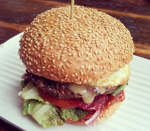 Grill'd Healthy Burgers - Tourism Gold Coast