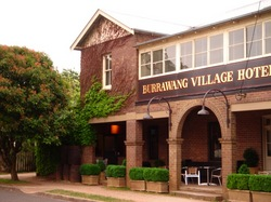 Burrawang Village Hotel - Tourism Gold Coast