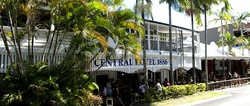 Central Hotel - Tourism Gold Coast