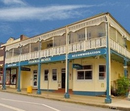 Federal Hotel Bellingen - Tourism Gold Coast